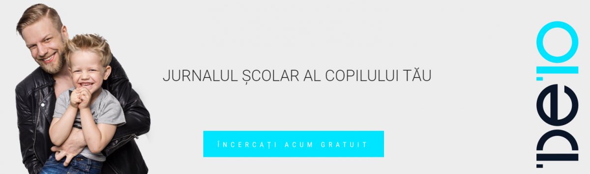 Pentru o școală de 10 / Powered by infin – Research & Development